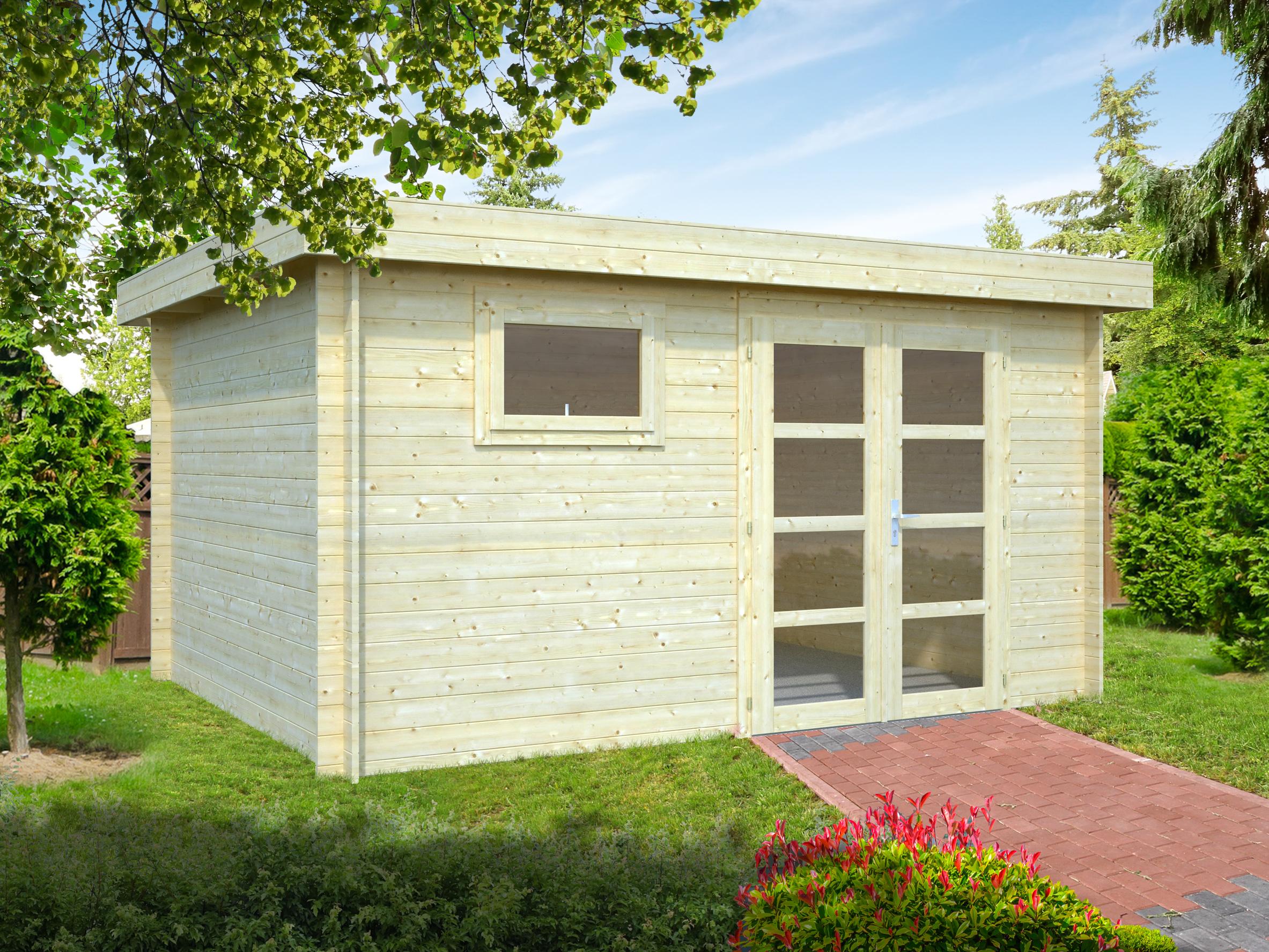 Abri de jardin elsa 11 3m jardi aisne animalerie for Abri exterieur jardin