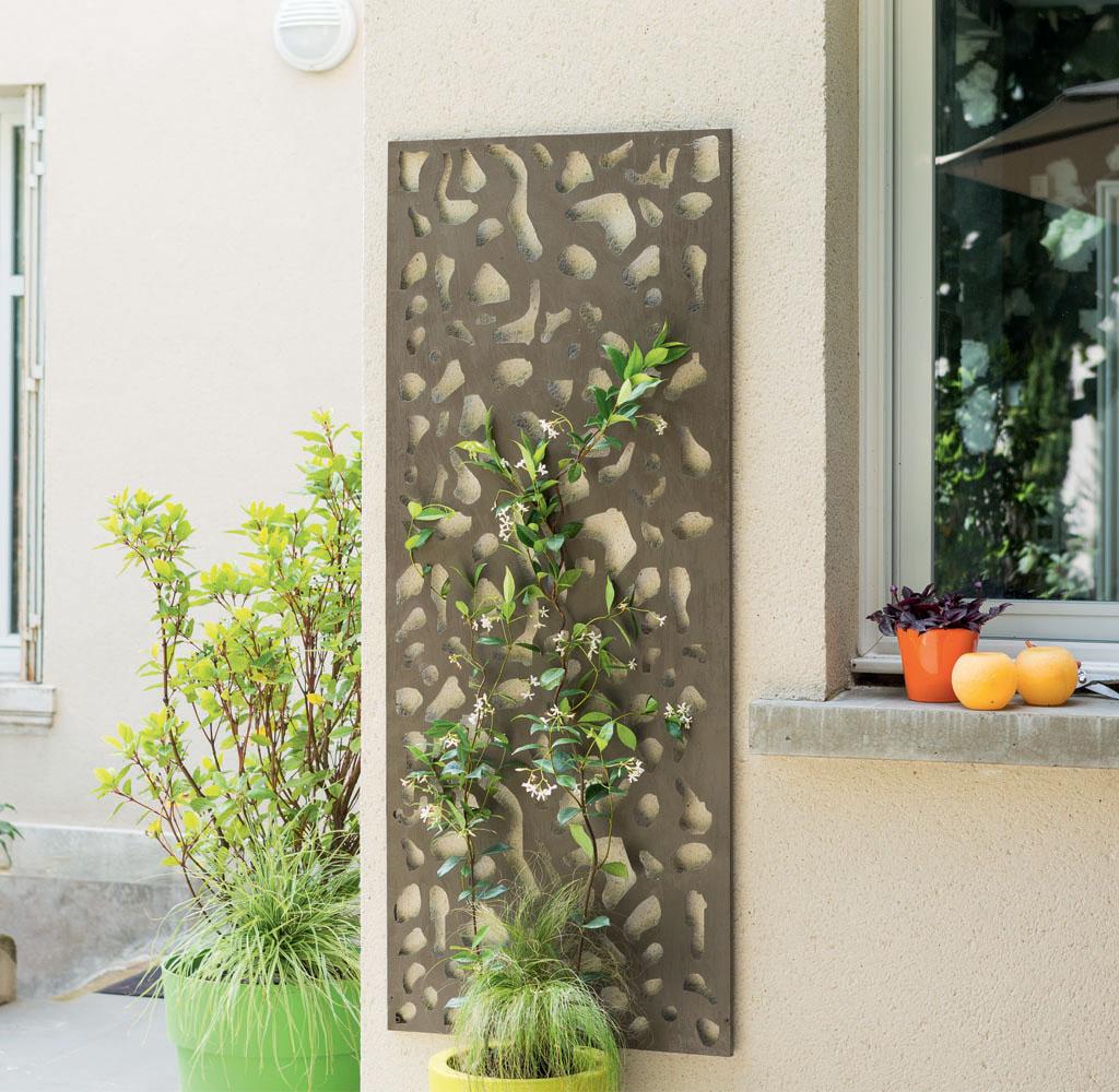 Panneau d coratif d coration panel jardi aisne for Panneaux decoratifs pour murs interieurs