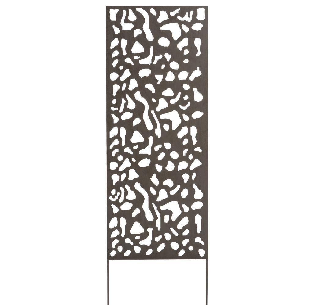 Panneau d coratif d coration panel jardi aisne for Panneau metal deco exterieur