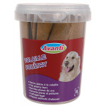 Friandise barres plates volaille 300g